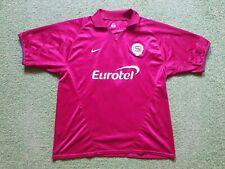 AC Sparta Praha Football Shirt XL 2003 Nike Prag Trikot Jersey Eurotel Poborsky