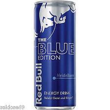 24 Dosen a 250 ml Red Bull Blue Edition Energy Orginal incl. 6€ Pf Blueberry