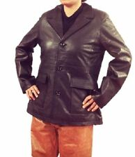 Petite Leather Blazers for Women
