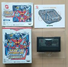 Super Robot Taisen Compact for Wonderswan from Japan