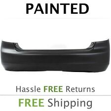 Fits: 2003 2004 2005 Honda Accord Sedan Rear Bumper PAINTED HO1100208