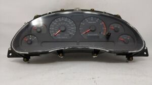 2001-2004 Ford Mustang Speedometer Instrument Cluster Gauges 2r3f-10849-ca 76430