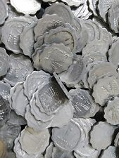 Lot 10pc 1 Agora cents 1973 Coins Jewish Money Israeli Old Agorot Rare HolyLand