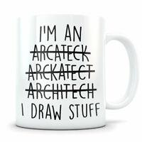 Architect Mug, architect gift, architecture gift, architect gift for men