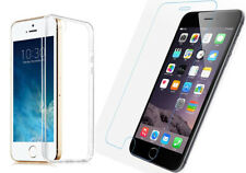 Case + Curb Glass Silicone Skin Case Cover Transparent For IPHONE 4 4S