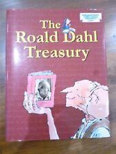 The ROALD DAHL TREASURY  HB/DJ