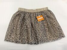 NWT GYMBOREE GIRLS CATASTIC LEOPARD TULLE SKIRT SIZE 5