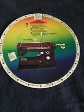 New listing Original Husqvarna Viking Quick Reference Wheel
