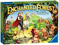 Enchanted Forest Board Game for Kids Age 4+ Years