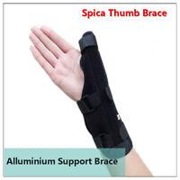 Thumb Spica Wrist Splint Brace Support Sports Strap Stabiliser Arthritis SP