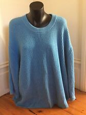 BNWT, Michael Kors Women's Blue Jumper/Top Size L (14-18) RRP $110.00 US