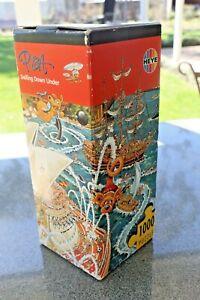HEYE 1000 Piece Jigsaw Puzzle Ryba Sailing Down Under No. 25758 Sydney Vintage