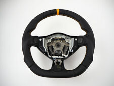 NISSAN 370z z34 & Juke & INITITI FX Flat Bottom INCLUDE steering wheel ORANGE