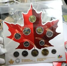 2017 My Canada, My Inspiration Coin Set