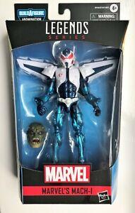 "Marvel Legends Mach-1 Gamerverse BAF Abomination 6"" Hasbro Action Figure NEW"