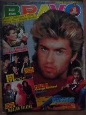 BRAVO 22 - 1986 (2) George Michael Scorpions Queen Ozzy Osbourne Madonna ZZ Top