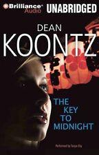 Dean KOONTZ / The KEY to MIDNIGHT     [ Audiobook ]