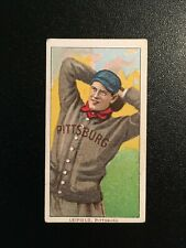 1909-11 / T206 - LEFTY LEIFIELD (pitching) / SWEET CAPORAL 150 - PITTSBURGH