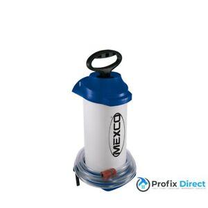 MEXCO 5L Pressurised  Water Bottle Dust Suppression For Stihl -Makita -Husqvarna
