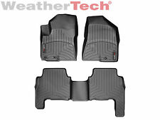 WeatherTech Floor Mat FloorLiner for Kia Sorento - 2011-2013 - Black