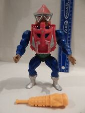 He-Man Masters / Universe MEKANECK Loose Complete Tight Stands Holds
