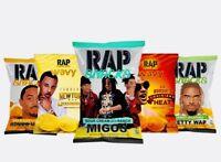 Rap Snacks potato chips variety 5 pack