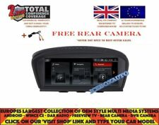 "8.8"" DVD GPS WIFI NAVI ANDROID 7.1 BMW 5 Series E60 E61 E62 E63 EW963B for CCC"