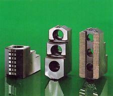 """8"""" Ajax CNC Lathe Chuck Jaws Tools 3 Hard Double Jaws  fit Kitagawa B08 B208"""