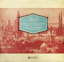 33CX 1486 KLEMPERER mozart symphonies no 38 and no 39 K 504 K 543 LP PS VG+/EX