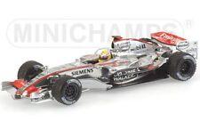 MINICHAMPS 530 064384 McLaren Mercedes MP4-21 F1 model car Lewis Hamilton 1:43