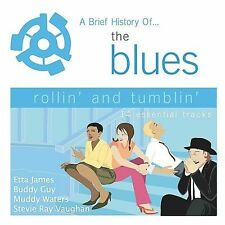 A Brief History Of The Blues [Audio CD] Various