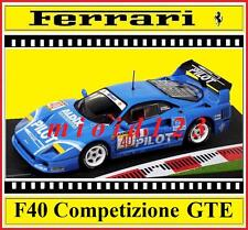 1/43 - Ferrari F40 Competizione GTE - 1° GT1 4H Andestorp 1995 - Die-cast