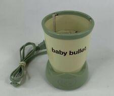 Magic Bullet Baby Bullet Blender Base Motor Replacement Works Great