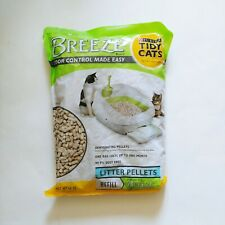 New listing Purina Tidy Cats Breeze Cat Litter Pellet Refill, 3.5 lbs New and Sealed