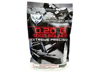 MetalTac Airsoft BBs 5000 Bag .20g 6mm 0.2g for Airsoft Guns Ammo Pellets Polish