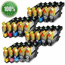 20PK LC203XL LC-203XL Ink Cartridge For Brother MFC-J460dw MFC-J480dw MFC-J485dw