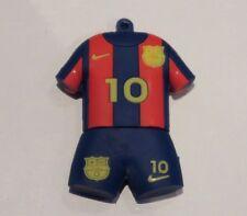 Minigz Barcelona Fútbol USB Stick 64gb de Memoria Flash Drive Messi 2.0 PC