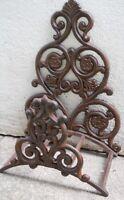Cast Iron Garden Hose Holder Wall Hose Hanger Hose Reel Lawn Garden Equipment
