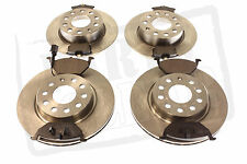 1.6 TD 2009-13 OEM SPEC FRONT AND REAR DISCS PADS FOR AUDI A3 8P