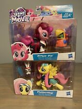 My Little Pony The Movie Pirate Pony Pinkie Pie And Fluttership (2) New