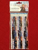❄️Disney Frozen 2 Elsa Anna Olaf 12 pencil Set - NEW❄️