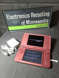 Nintendo DSi XL Handheld Gaming Console Tested Excellent Condition