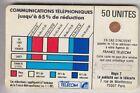 VARIETE TELECARTE CORDON BLANC .. 50U Ko58 SC4OB V° IMP. BIAIS+STYLET 811242 C?€
