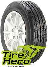 215/45R17 -Bridgestone Ecopia EP422 Plus- BLK 87V New Set of (2)