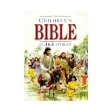 The Children's Bible in 365 Stories by Mary Batchelor, John Haysom (illustrator)