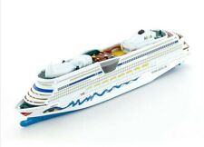 Siku 1/1400 German Aida Luxury Cruises 1720 Ship Model 18cm Boat Toy Collection