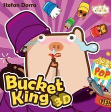 Bucket King 3D: Build and Destroy Bucket Pyramids!