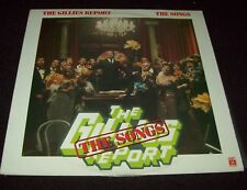 THE GILLIES REPORT: THE SONGS, LP VINYL RECORD
