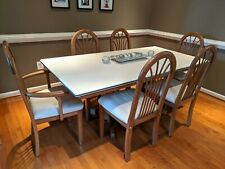 Mid Century Modern Kitchen Table and Chairs