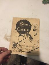 Cinematronics Star Castle arcade operations manual